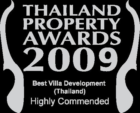 Thailand Property Awards Best Villa Development